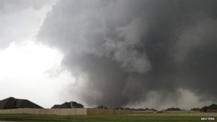 گردباد, اوکلاهما ,آمریکا , طوفان ,زمین, ایالت تگزاس